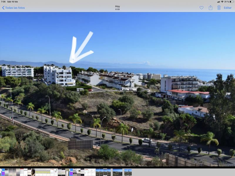 Vue à proximité Location Appartement 108216 Torremolinos