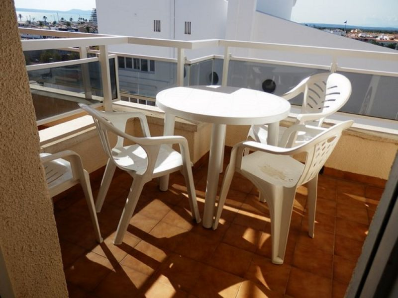 Terrasse Location Appartement 108481 Empuriabrava