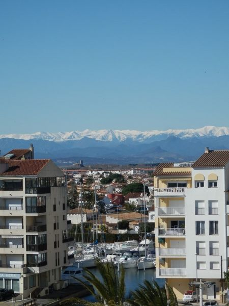 Vue de la terrasse Location Appartement 108481 Empuriabrava