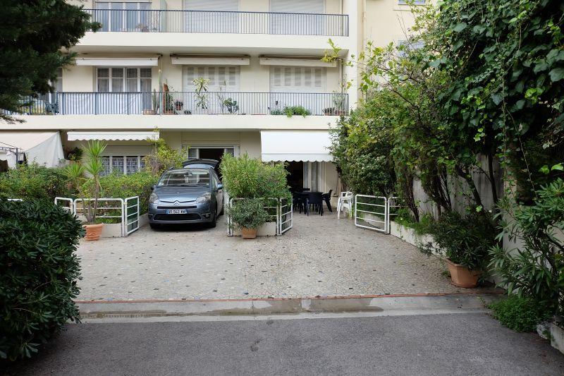 Vue extérieure de la location Location Appartement 108835 Nice