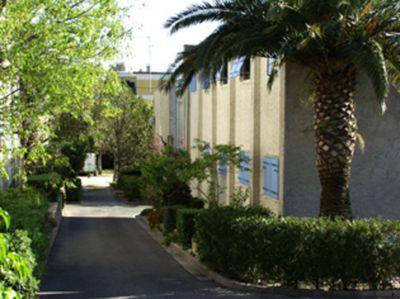 Vue extérieure de la location Location Studio 108841 La Ciotat