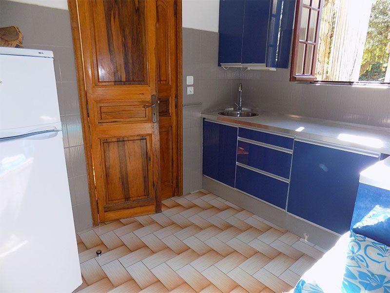 Cuisine d'été Location Appartement 110369 Saint Tropez
