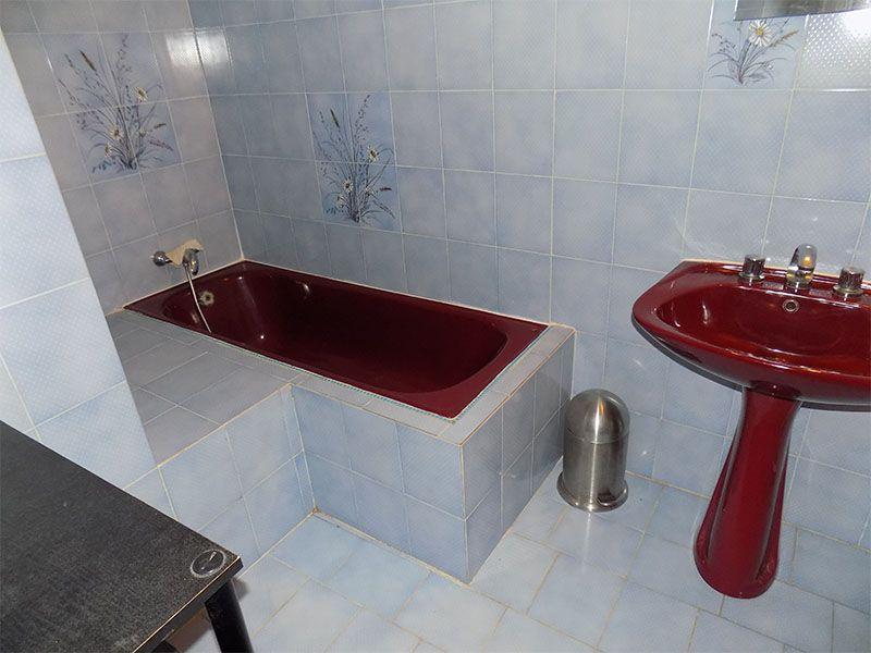 salle de bain Location Appartement 110369 Saint Tropez