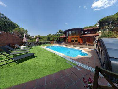 Vue extérieure de la location Location Villa 111555 Barcelone