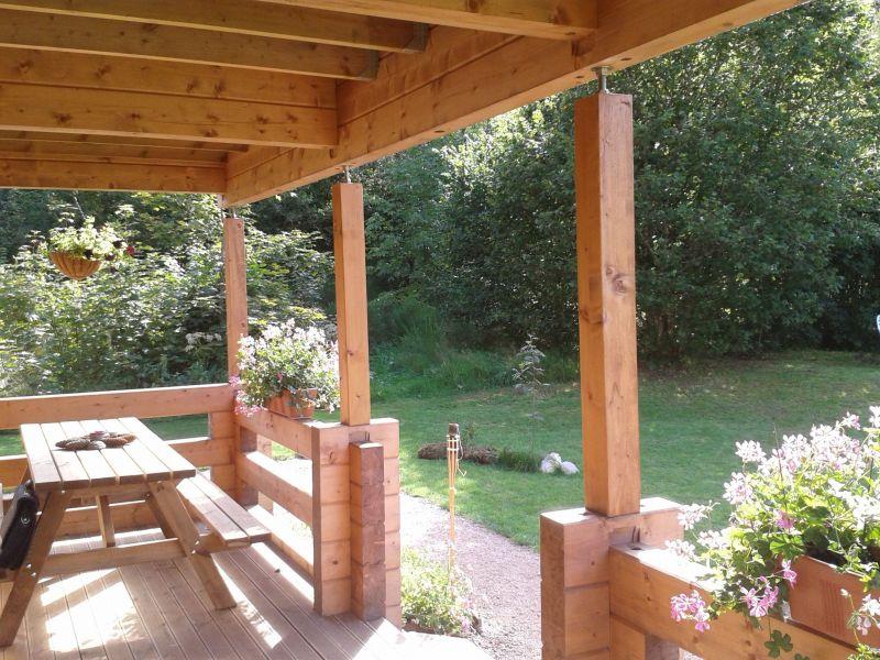 Terrasse Location Chalet 112489 Gérardmer