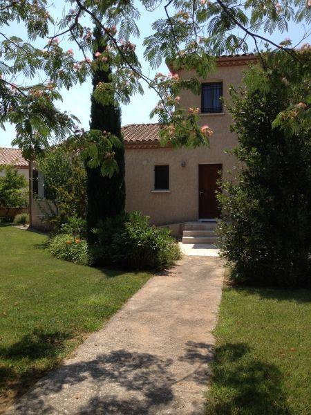 Jardin Location Villa 112635 Valras-Plage