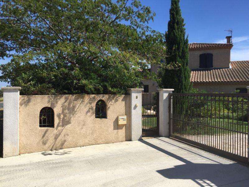 Vue extérieure de la location Location Villa 112635 Valras-Plage