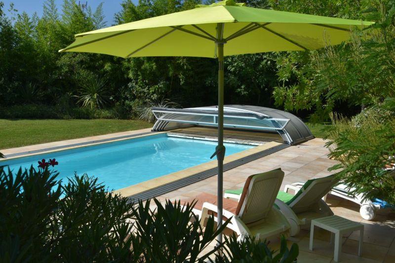 Vue de la terrasse Location Villa 112635 Valras-Plage