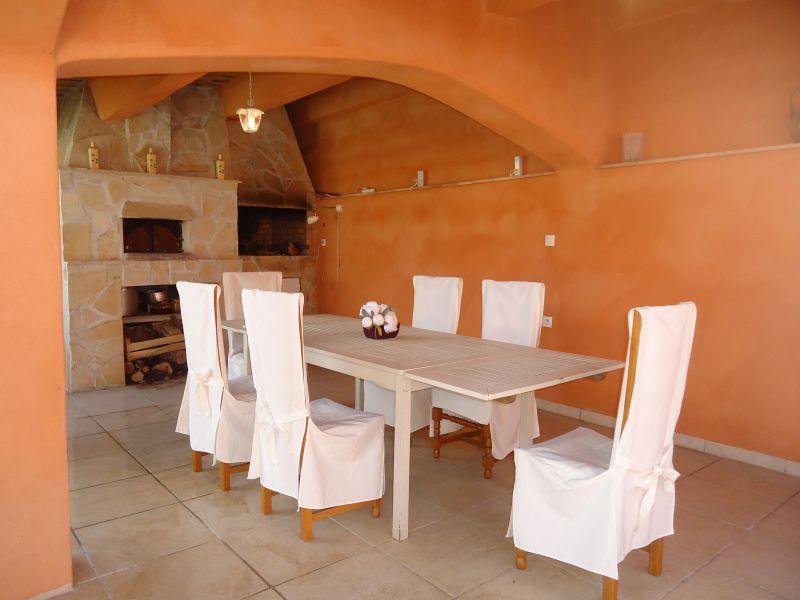 Cour Location Villa 112792 Sainte Maxime
