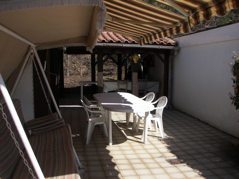 Terrasse 1 Location Villa 112923 Lacanau