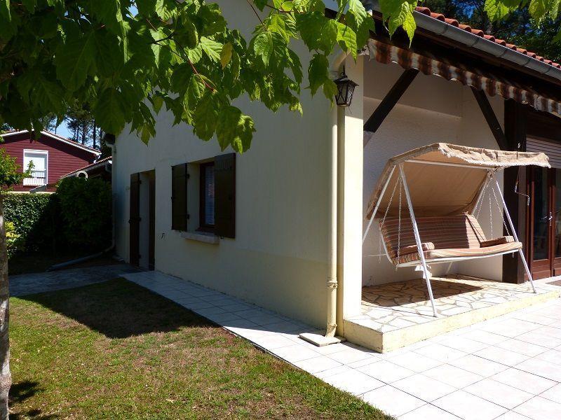 Jardin Location Villa 112923 Lacanau