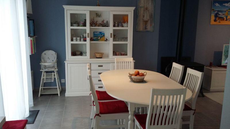 Salle à manger Location Maison 113026 Etel/Ria d'Etel
