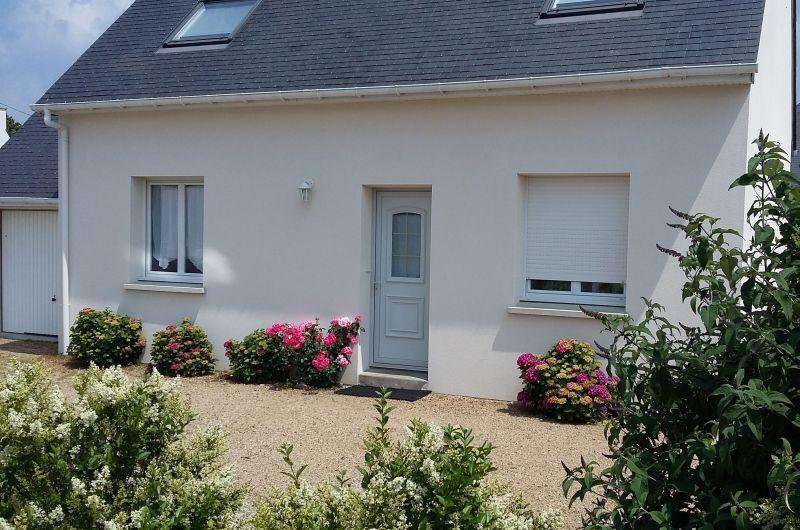 Vue extérieure de la location Location Maison 113026 Etel/Ria d'Etel