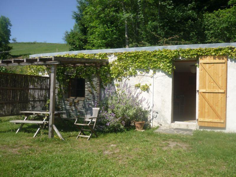 Vue extérieure de la location Location Chambre d'hôte 113357 Bagnères de Bigorre