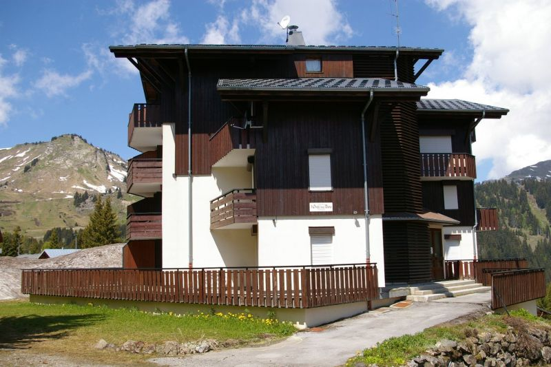 Location Studio 115890 Praz de Lys Sommand