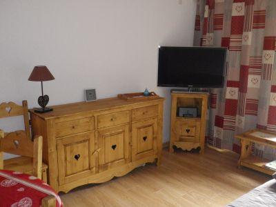 Séjour Location Appartement 115964 Le Corbier