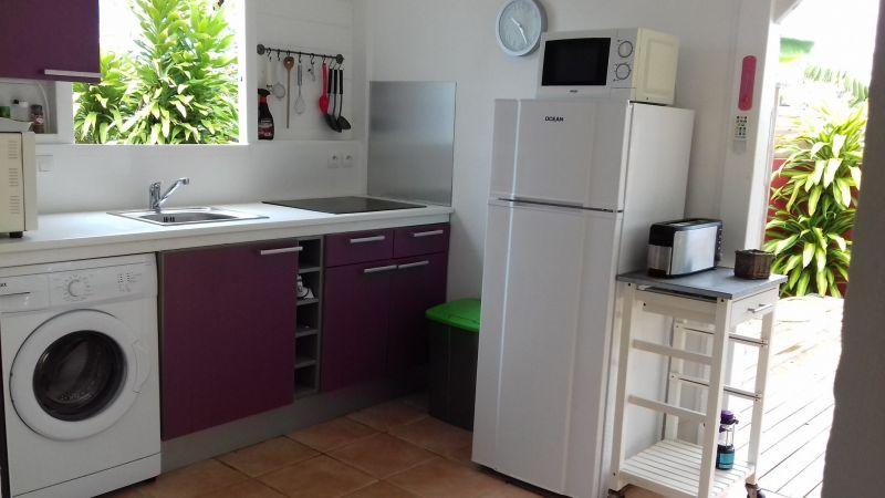 Cuisine indépendante Location Appartement 116020 Sainte Anne (Guadeloupe)