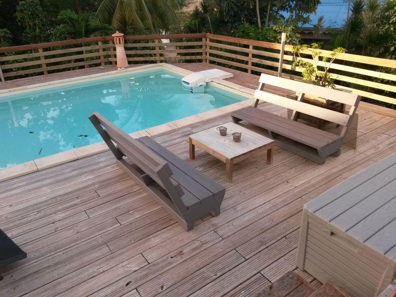 Piscine Location Appartement 116020 Sainte Anne (Guadeloupe)