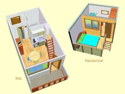 Location Appartement 116806 Les Menuires