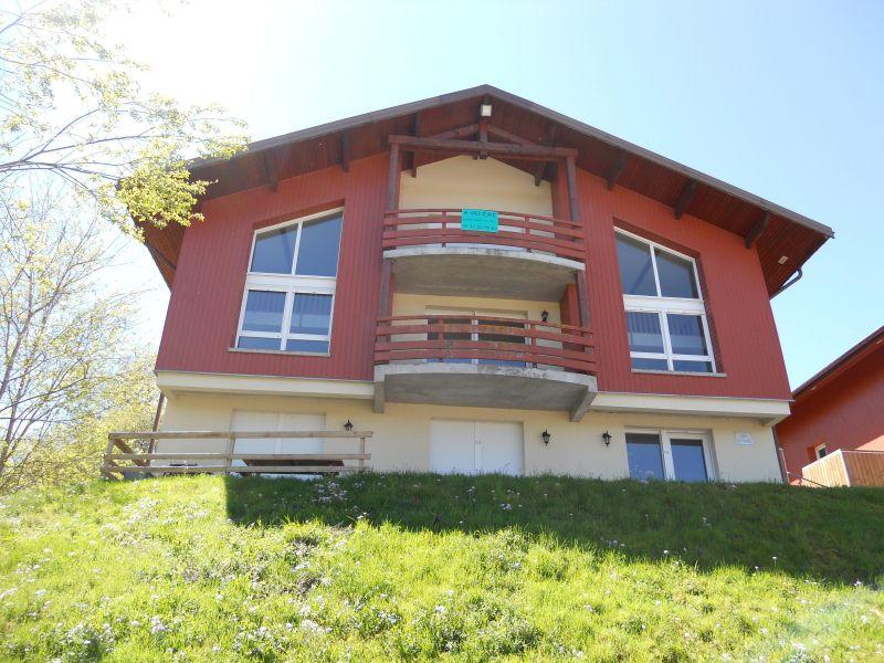 Vue extérieure de la location Location Appartement 117262 Xonrupt Longemer