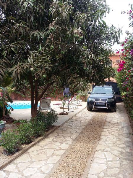 Entrée Location Villa 63924 Saly