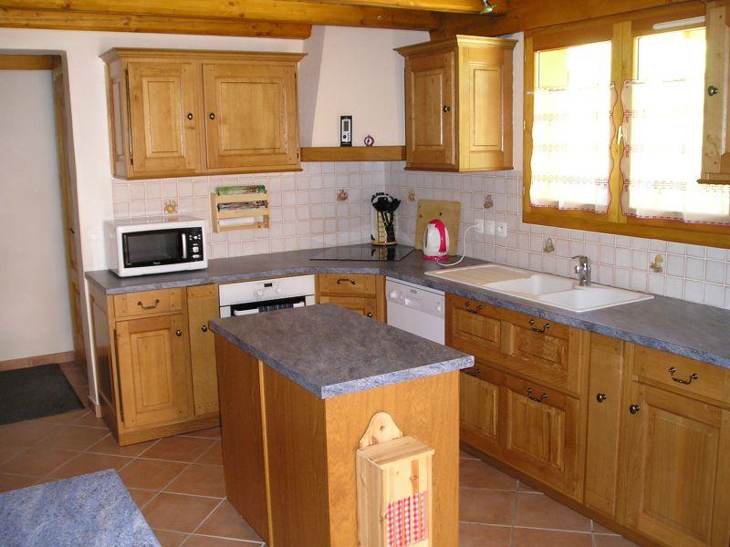 Coin cuisine Location Chalet 65260 La Plagne