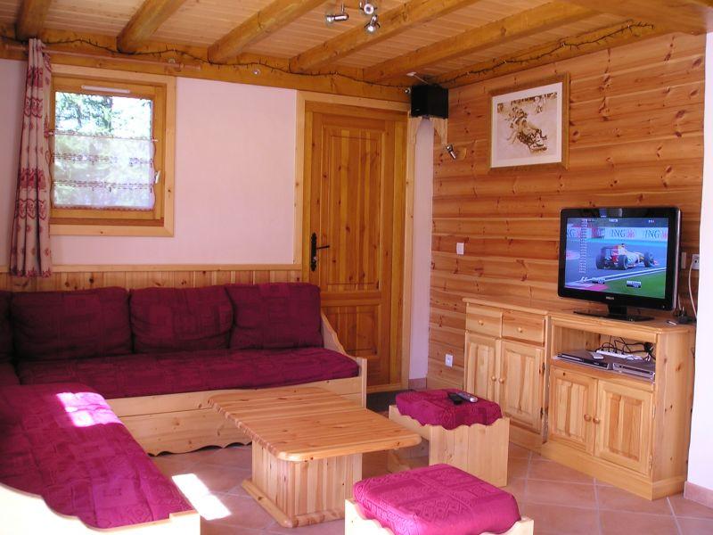Salon Location Chalet 65260 La Plagne