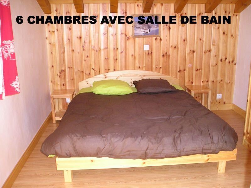 chambre 1 Location Chalet 65260 La Plagne
