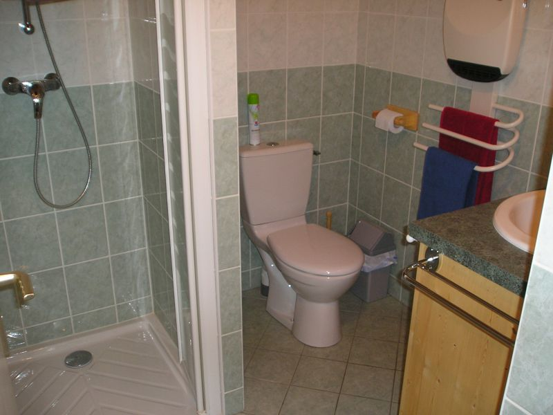 salle de bain Location Chalet 65260 La Plagne
