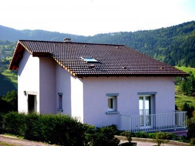 Vue ext�rieure de la location Location Maison 65781 La Bresse