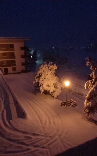 Vue du balcon Location Appartement 66936 Gréolières Les Neiges