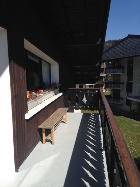 Balcon Location Appartement 67586 Les Gets