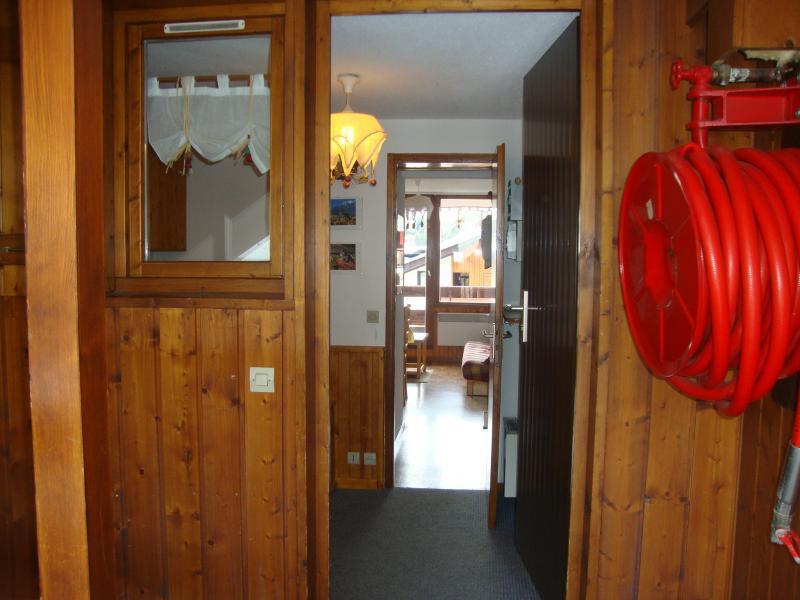 Entrée Location Studio 70264 Les Saisies