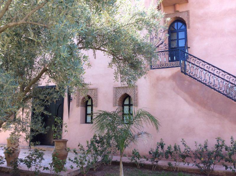 Entrée Location Villa 72989 Marrakech