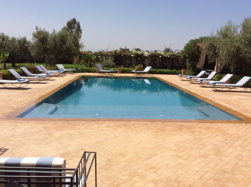 Piscine Location Villa 72989 Marrakech