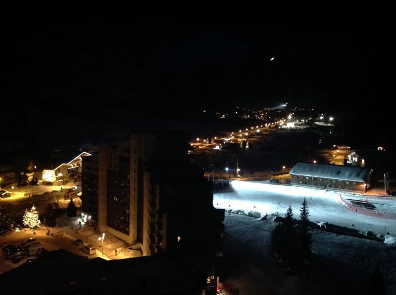 Vue du balcon Location Appartement 73448 Val d'Isère