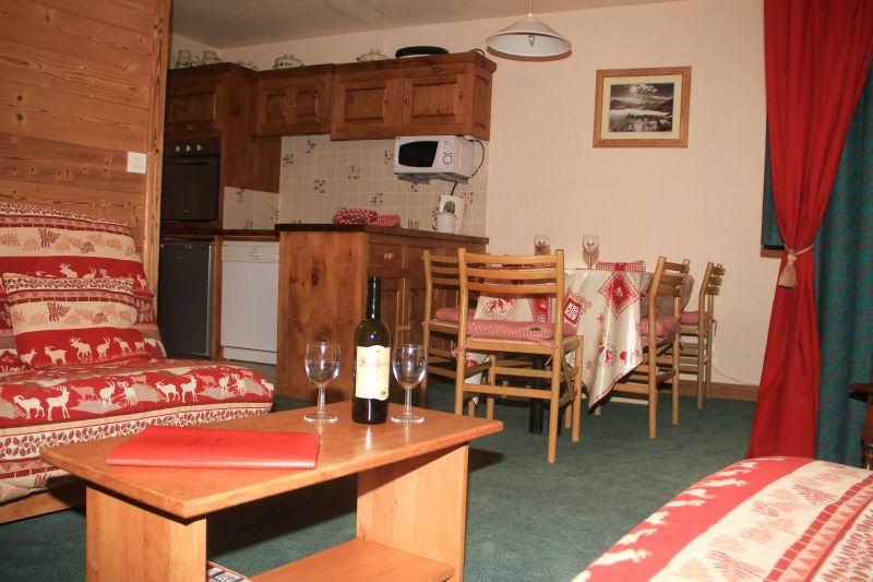 Séjour Location Appartement 73652 La Tania