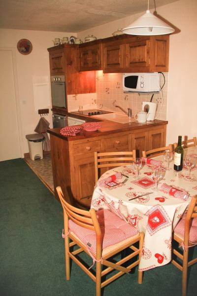 Cuisine américaine Location Appartement 73652 La Tania