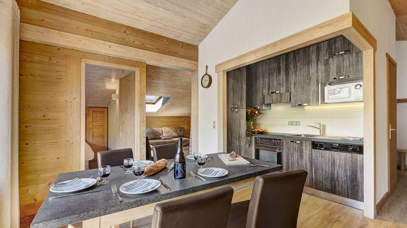 Cuisine américaine Location Appartement 75054 Le Grand Bornand