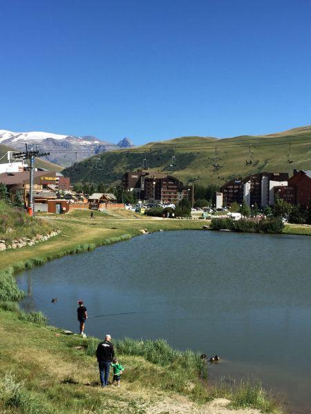 Vue à proximité Location Appartement 75867 Alpe d'Huez