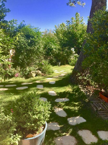 Jardin Location Villa 76063 Avignon