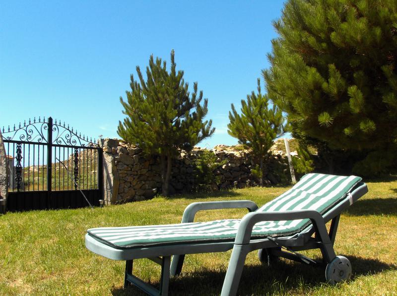 Jardin Location Gite 76094 La Corogne