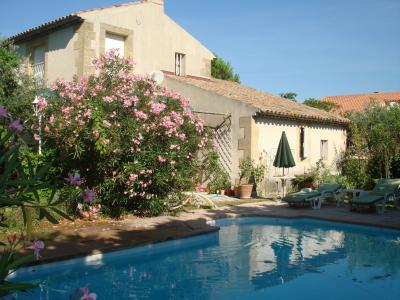 Piscine Location Villa 76186 Pont-Royal