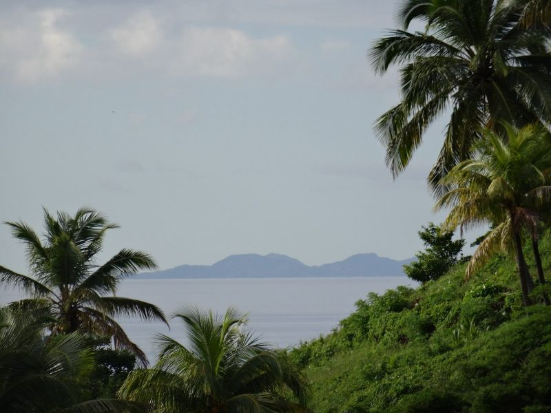Vue de la terrasse Location Villa 77624 Gosier (Guadeloupe)
