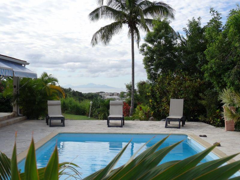 Piscine Location Villa 77624 Gosier (Guadeloupe)
