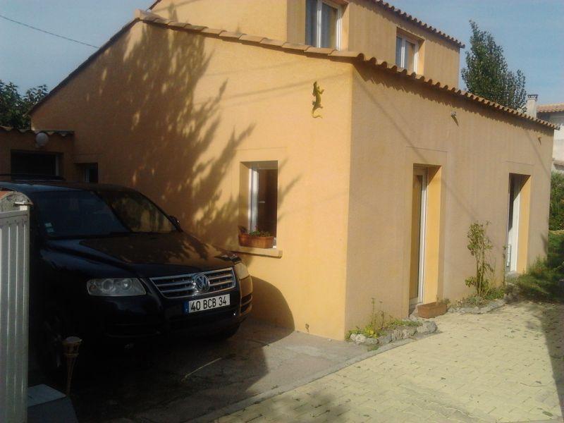 Entrée Location Villa 78184 Frontignan