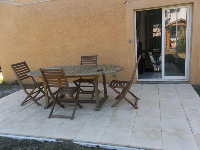 Vue de la terrasse Location Villa 78184 Frontignan