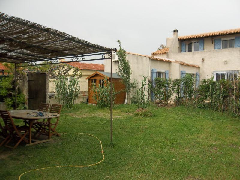 Jardin Location Villa 78184 Frontignan