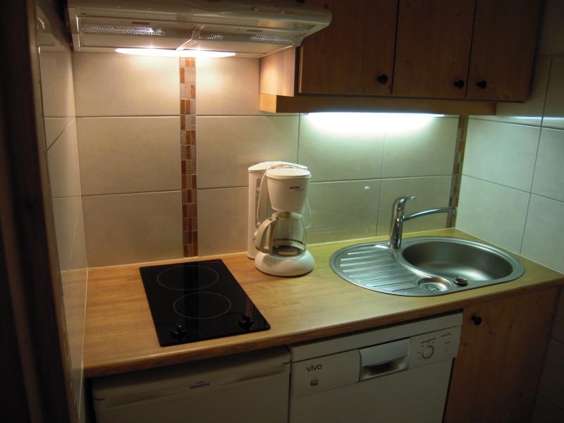 Cuisine indépendante Location Appartement 80119 Valmorel