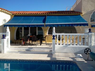 Terrasse 1 Location Villa 83310 Benidorm
